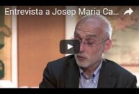Entrevista a Josep Maria Carreras i Quilis