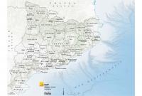 Mapa comarques suau Moianès