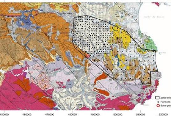 Notícia 334 - Finalitzada la fase I de la campanya geofísica de l'Empordà