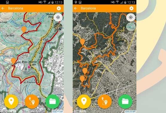 Catalunya Offline. L'App excursionista que no necessita cobertura mòbil